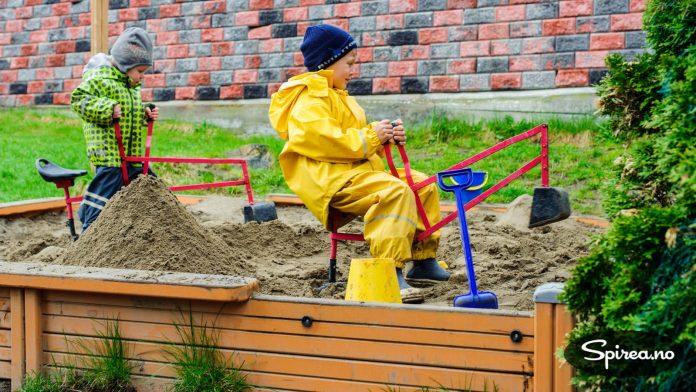 Planlegg hagen slik at du sitter igjen med en arbeidsmengde som passer deg og din livsstil.