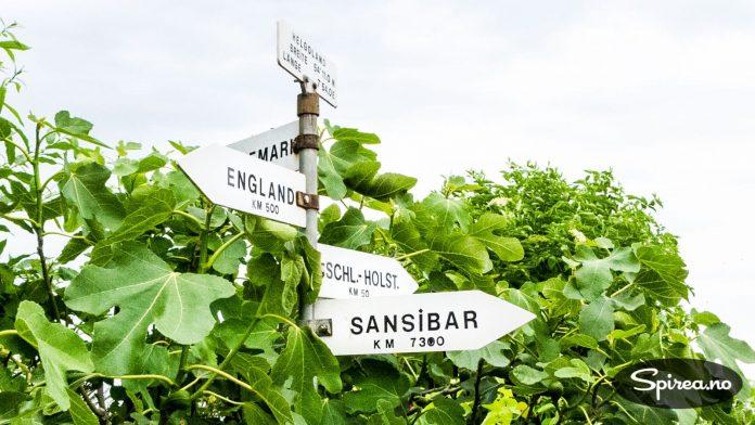 Helgoland ligger langt fra det meste, men likevel midt i verden.