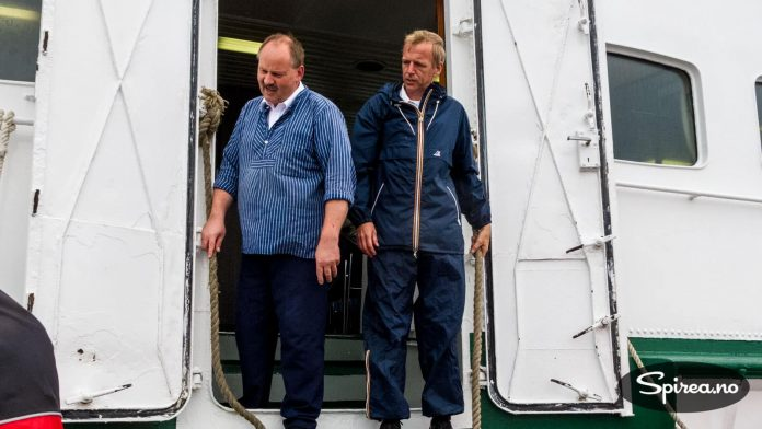 Skyssbåtene betjenes av busserullkledde helgolendinger.