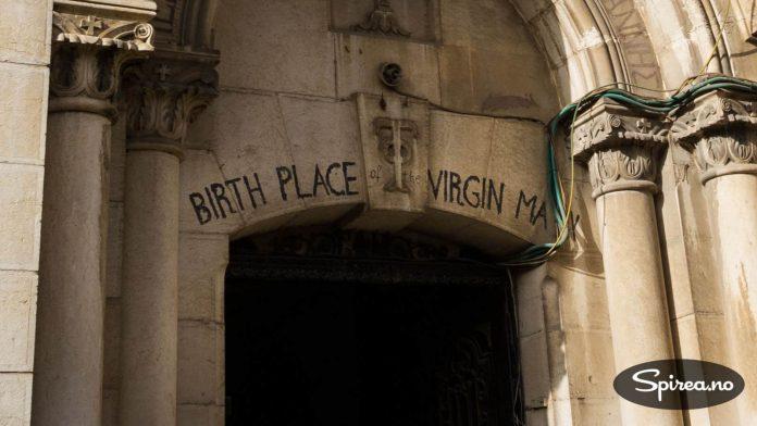 Selv om Jomfru Maria ble født her, må elektrisiteten frem!
