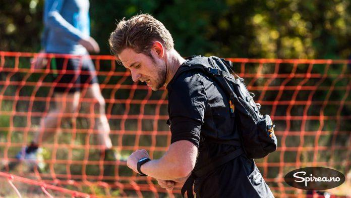 Noen av deltakerne har vært med før, og løper mot klokka for å prøve å slå sin personlige rekord.