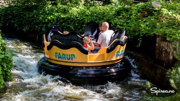 Tar du med ungene til Fårup, er sommerferien en garantert suksess. Bedre enn dette blir det ikke!