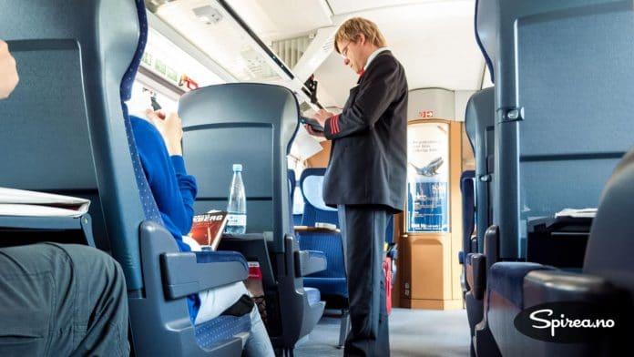 Hvis det står DB (Deutsche Bahn) på toget du går inn på, kan du være nokså sikker på at det går i tide, vognene er moderne og kundebehandlingen er på topp.